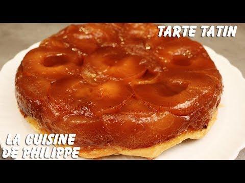 tarte-tatin-aux-pommes