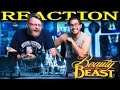 Beauty And The Beast Teaser Trailer Reaction!! video