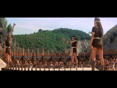 gladiatrici (women gladiators) all fights, HD