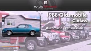 1988 Oldsmobile Cutlass Supreme Portland OR