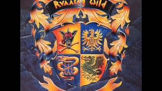 RUNNING WILD - Blazon Stone - Full Album 1991