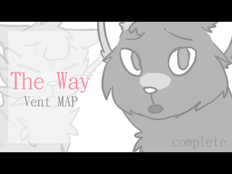 the way - vent MAP | complete