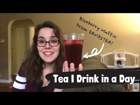 Teas I Drink In A Day