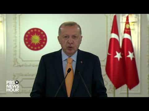WATCH: Turkey President Erdoğan's full speech at U.N. General Assembly