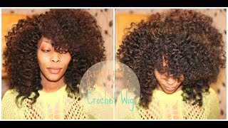 Detailed Tutorial On How To Make A CROCHET WIG