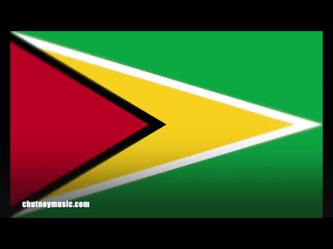 Satish Udairam - Guyana (2020 Chutney Soca Music)