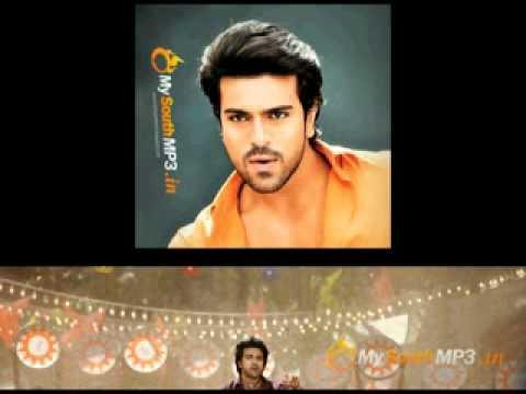 Ram Charan Rachaa Movie Song Free Download -  Rachaa Songs