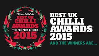 The Peoples Choice Chilli Awards Results 2015