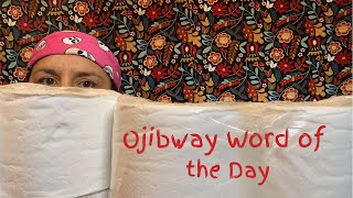 Ojibway language - word of the day