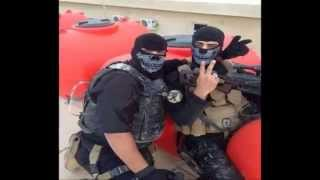 Iranian Soldier in Iraq ( S.W.A.T ) Army Fighting vs terrorist group ISIS