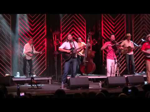 Old Crow Medicine Show - Wagon Wheel (7-20-12 St. Louis, MO)
