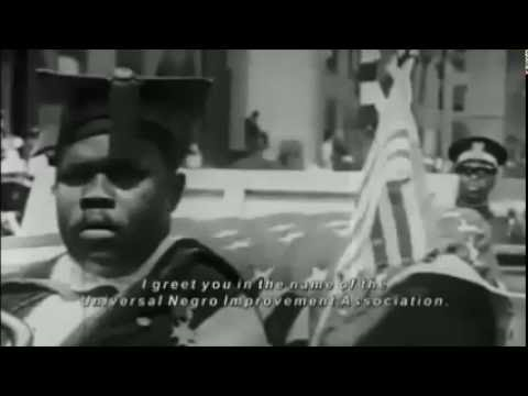Universal Negro Improvement Assocaition Parade Footage 1921