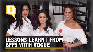 Neha Dhupia Gives 10 Lessons she Learnt from Ho...