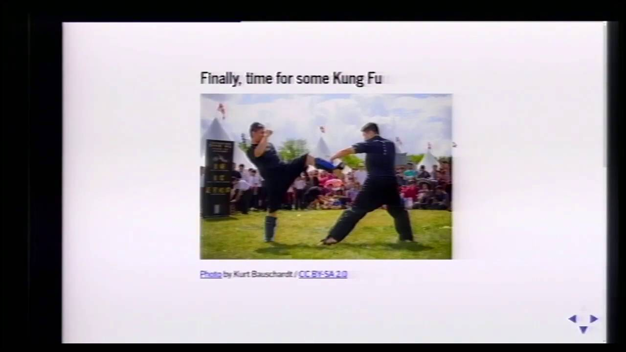 Image from Kung Fu at Dawn with Itertools