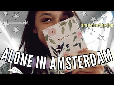 why you NEED to travel alone while you're young! (study abroad vlog)