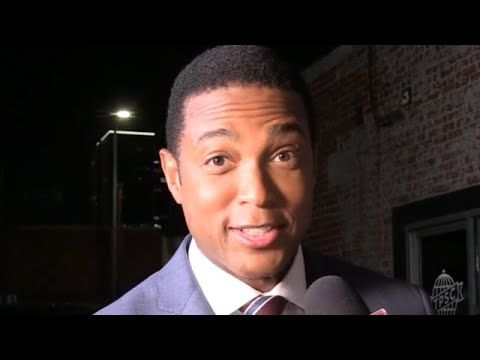 Don Lemon on Jeffrey Lord's CNN Firing & the One Question He'd Ask The Mooch