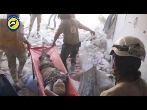 Обстановка в Сирии на 26.04.2016
