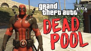 GTA 5 Mods : Deadpool � ���!