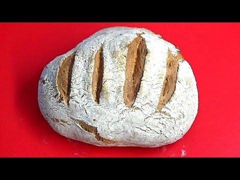 Вкусный  хлеб без дрожжей на скорую руку Вся семья перешла на такой хлеб