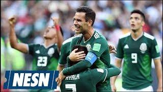 World Cup Day 4 Recap: Mexico shocks Germany; Switzerland stuns Brazil thumbnail