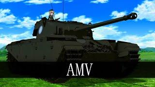 Girls und Panzer der Film【AMV】Warriors ᴴᴰ