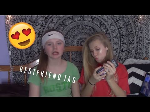 DOES MY BESTFRIEND REALLY KNOW ME?  |  Carmen Ashley