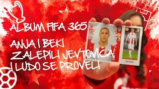 ZVEZDA U ALBUMU FIFA 365 - ANJA I BEKI ZALEPILI JEVTOVIĆA I LUDO SE PROVELI