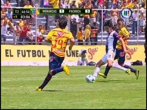 Goles Morelia vs Pachuca 1-3 J12 Clausura 2011