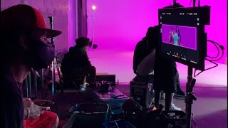 Behind the scenes of Drip Walk- King Jap Directed by Shawn William