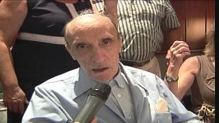 LOS ALCÁZARES HIJO ADOPTIVO D. JOSE SAZATORNIL (SAZA) D.E.P.