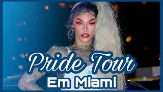 Pabllo Vittar | Em Miami - EUA no The Wynwood Marketplace | Pride Tour | Completo 21/06/19