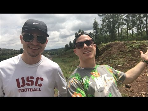 NAIROBI to NANYUKI 🌴 Kenya Trip Travel Vlog #2 – Danny's Surprise Arrival