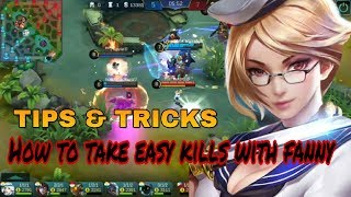 "*Tips & Tricks* ""How to kill with fanny like a Pro"" 