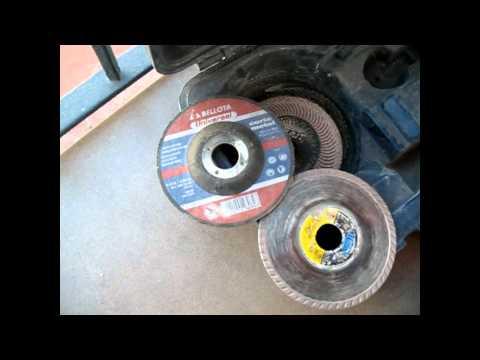 Cómo usar una radial