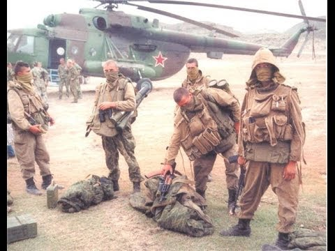 Russian special troops of GRU Dagestan 1999 thumbnail