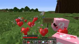PopularMMOs Minecraft ~ PEZ JELLY CHALLENGE GAMES ~ Lucky Block Mod ~ Modded Mini~Game