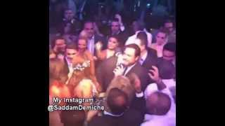 أمل بوشوشة تتزوج اللبناني وليد عواضة