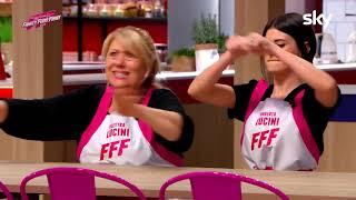 🍲Gli gnocchi con baccalà e vongole di Antonino - Puntata 2 - Family Food Fight Italia