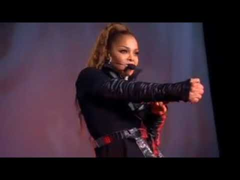 Janet Jackson - The Knowledge (Live @ State Of The World Tour)
