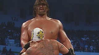 The Great Khali demolishes Rey Mysterio: SmackDown, May 12, 2006 (WWE Network Exclusive)
