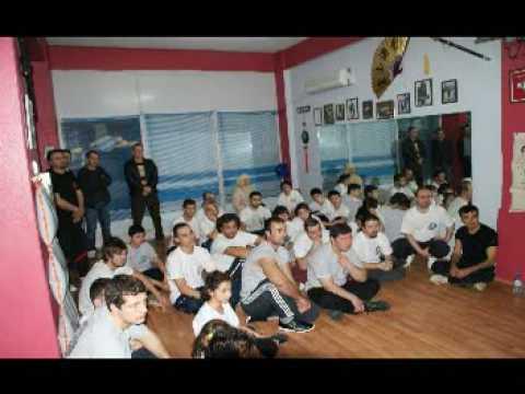 Sifu Murat Aktaş Ve Sifu Tomy 2009 Ocak Seminer