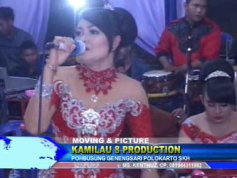 Ditinggal Rabi Campursari CAMASUTRA,KAMILAU 8 Video, New Putra Sumber Audio