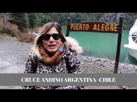 TYH 1566 CRUCE ANDINO ARGENTINA - CHILE