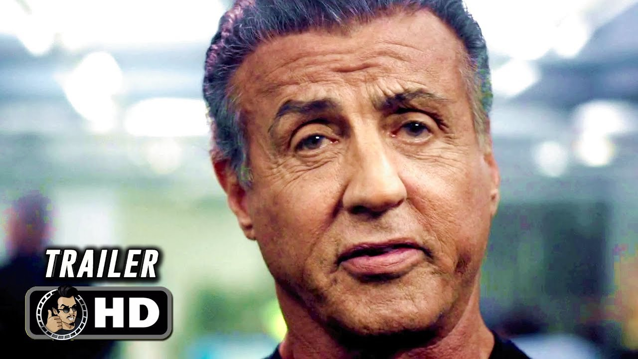 BACKTRACE Trailer (2018) Sylvester Stallone Action Movie ...