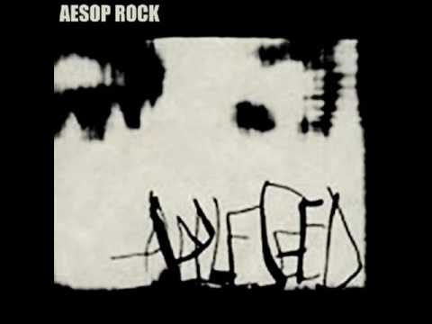 Aesop Rock- 1000 Deaths *Lyrics*