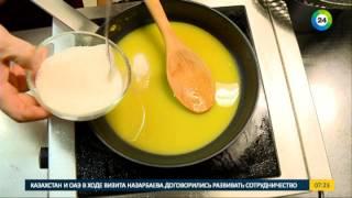 Рецепт утки с апельсинами. Эфир от 16.01.17