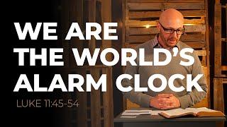 WE ARE THE WORLD'S ALARM CLOCK | Sunday Service 1 31 2021 ONLINE | HBC