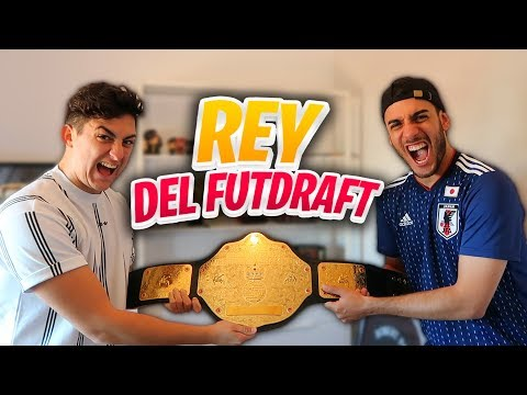 ¿QUIEN ES el REY de FUTDRAFT en FIFA 19?
