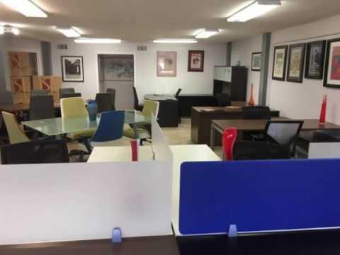 Logical Office Furniture Showroom