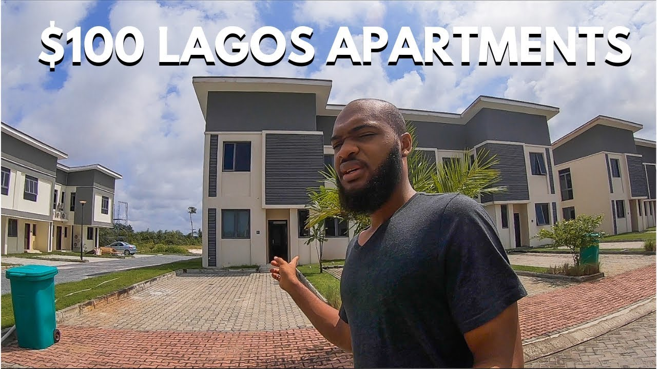 $100 MINIMALIST LAGOS Apartment review: Lagos Nigeria